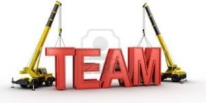 crane team