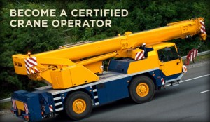 how to become a crane driver